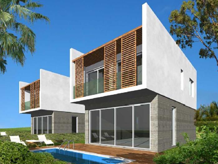3居室别墅建筑面积144平方米占地面积245平方米价格45别墅出租网南宁图片